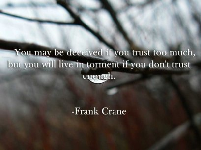 #BloggiteBits-Find Trust