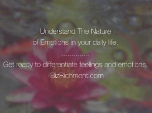 #BloggiteBits-Zesty Emotion