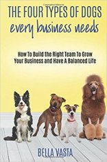 The Four Types of Dogs Every Business Needs by Bella Vasta
